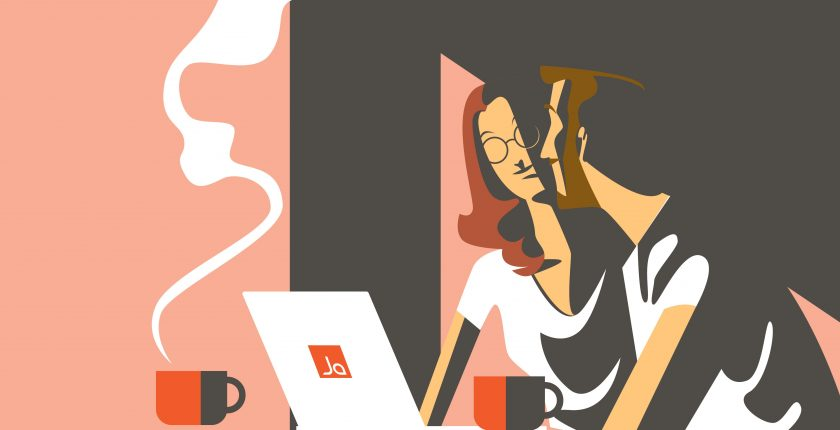 The Rise of The Work Spouse